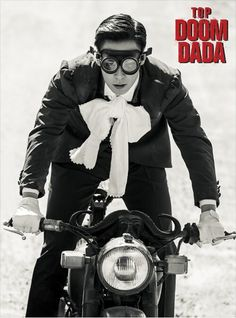BIGBANG GREAT: PHOTO - TOP @ DOOM DADA PHOTO BY Music Naver