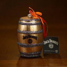 Department 56 Jack Daniel's Christmas Glass Barrel Ornament Jack Daniels Bourbon, Jack Daniels Decor, Jack Daniels Gifts, Jack Daniels Bottle, Whiskey Quotes, Whiskey Girl, Christmas Decorations, Christmas Ornaments, Department 56