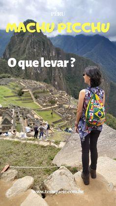 Todas as dicas para conhecer Machu Picchu, como chegar, informações, valores e outras dicas Bolivia, Laos, Chile, America, World, Trips, Travel, Travel Items, Travel Guide