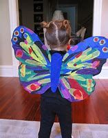 Image result for diy hungry caterpillar butterfly wings