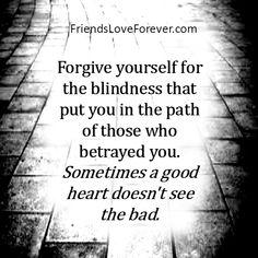 Those who betrayed you