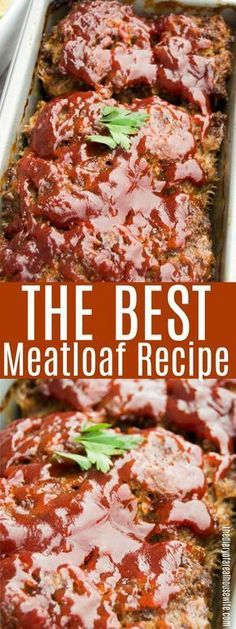 Meatloaf Recipe This is my favorite family dinner recipe Everyone loves it Easy ground beef dinner recipe groundbeef meatloaf easyrecipe Good Meatloaf Recipe, Meat Loaf Recipe Easy, Best Meatloaf, Recipes For Meatloaf, Meatloaf Recipe With Ketchup, Meatloaf Recipe With Worcestershire Sauce, Pork And Beef Meatloaf, Easy Meatloaf Recipe With Bread Crumbs, Ground Chicken Meatloaf