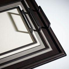 Evolution Slim Rectangular Tray - Small | Evolution | Luxury Gifts & Homeware, Furniture, Interior Design, Bespoke