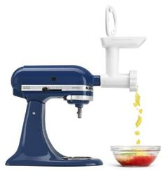 Grinder attachment for your Kitchen Aid Mixer, under home decor, kitchen appliance,mixers, meat grinder, extruder, $46