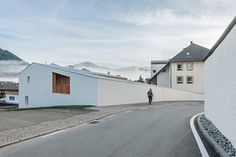 feld72 aligns wood-wrapped kindergarten to the village and landscape of south tyrol