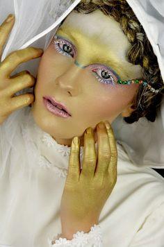 Puszczając Wodze Fantazji (Makeup art)
