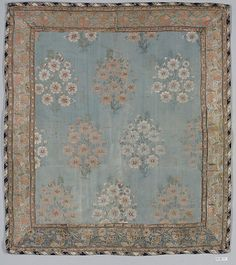 #Textile  --  Cover  --  17th Century  --  Iran  --  Silk  --  Metropolitan Museum of Art