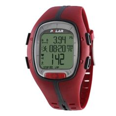 Polar RS200sd Heart Rate Monitor Watch Red * Read more reviews of the product by visiting the link on the image.