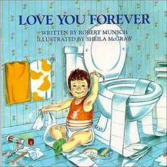 """I'll Love You Forever, I'll Like You for Always..."" The Surprising Story Behind the Book http://www.lifenews.com/2014/03/05/ill-love-you-forever-ill-like-you-for-always-the-surprising-story-behind-the-book/"