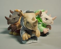 Shinbone - Urban Rhino...I don't know what these are, but I want them