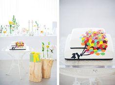 E quem disse que o casamento não pode ter cor...usem e abusem :)