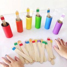 10 activités Montessori enfant de 2 ans et plus