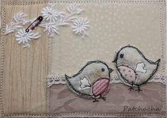 des oiseaux pour Betyle                                                       …