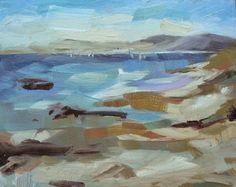 Painting, Sea, The Ocean, Paint, Ocean, Draw