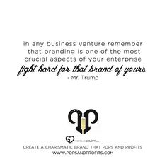 """In business two things are sustainable: our authenticity and our purpose. It's what comes naturally.    The container for both of these things is our brand. If we don't have a meaningful brand we may have business but we don't have a business others care about which is what keeps us sticking around for years and years.    For consistent business and to stretch that happiness, go through the process of finding your purposeful message then create a BRAND around that message. That's """"branding""""."""