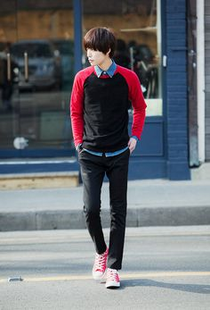 ulzzang / k fashion