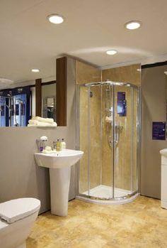 Travis Perkins, City Plumbing - Retail Lighting by High Technology Lighting, UK