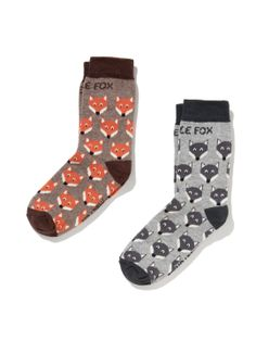 Fox Socks Set by Melton at Gilt