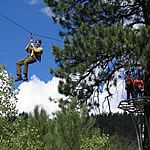 pricey, but Durango + Train ride + all day zip lining adventure might be worth it.