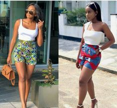 Items similar to African Clothing, Ankara Dress For Women, Ankara, African Print on Etsy African Print Pants, African Print Dresses, African Print Fashion, African Fashion Dresses, African Dress, Fashion Prints, African Attire, African Wear, African Women