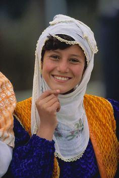 Kurdish Woman, Turkey