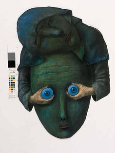 Who Are Those Masked Men? Stasys Eidrigevicius (pronounced Stacease Edri-gaav-ichus), a Lithuanian artist living in Warsaw, Poland #imprint.printmag