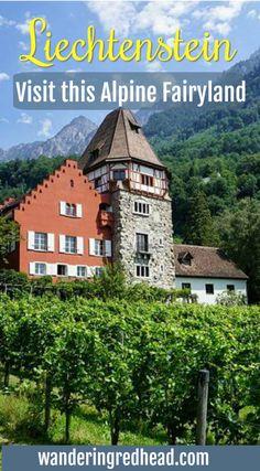 Visit to Liechtenstein