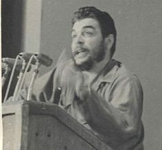 Comandante Ernesto Che Guevara - the Argentine-Cuban guerrilla fighter, revolutionary leader,. Che Guevara Quotes, Che Guevara Images, Thomas Sankara, The National, Ernesto Che Guevara, Slimming Eats, Fidel Castro, Guerrilla, Urban