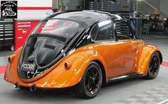 PLANETA FUSCA: Fusca no Overhaulin' na temporada de 2012