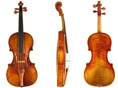 Sasha's actual violin, the 1732 Guarneri del Gesu Ferni  http://www.siliconvalleysymphony.net/Concerts/Fall/del_Gesu/del_gesu.html