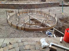 Ideas For Backyard Diy Pool Splash Pad Backyard Swing Sets, Backyard Pool Designs, Backyard For Kids, Backyard Projects, Backyard Ideas, Landscaping Ideas, Backyard Splash Pad, Water Pad, Piscine Diy