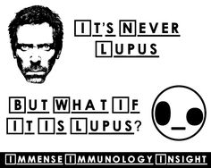 Immense Immunology Insight: Search results for Lupus