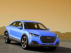 STG Auto Group: Audi TT Offroad