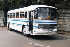 Saviem Bus | 336SN91, Saviem Coach/Bus, Paris Area, May 1986.