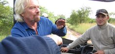 Guest After winning a competition, I had the chance to fly down to South Africa and spend three days with my idol, Richard Branson. Here's what I learned. Richard Branson, My Idol, Entrepreneur Ideas, Wisdom, Couple Photos, Learning, Soap, Business, Couple Shots