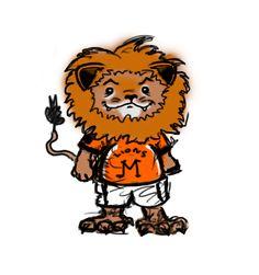 Milton the Lockwood Lion Charlie Brown, Lion, Concept, Fictional Characters, Art, Leo, Art Background, Kunst, Lions