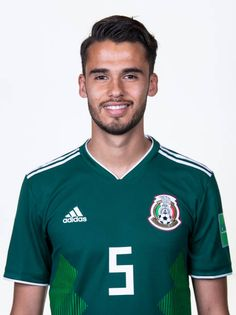 8594ed20d Diego Reyes of Mexico poses for a portrait during the official FIFA World  Cup 2018 portrait session at the Team Hotel on June 12 2018 in Moscow Russia