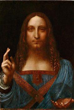 Salvator Mundi, de Vinci. Acquis 127,5 millions par Dmitri Ryboloviev(AFP)  http://www.letemps.ch/Page/Uuid/7256b9ba-c37d-11e4-a445-d520cd1a7313/Modigliani_Picasso_de_Vinci_les_chefs-duvre_au_cur_de_laffaire_Yves_Bouvier