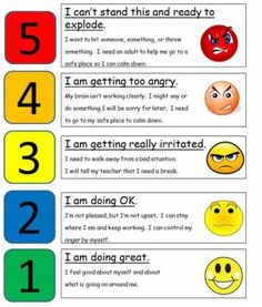 five point scale printable | Incredible 5 point scale - Sticking My Neck Out For…