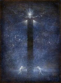 The Gate of the Night. [Silmarillion}