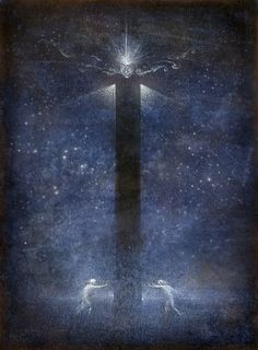 The Gate of the Night. [Silmarillion}