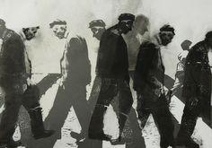 """Saatchi+Art+Artist+Pawel+Kwiatkowski;+Printmaking,+""""Change+of+direction+change""""+#art"""