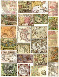 Free Map Printables @Lura Corban Corban Corban Rylant