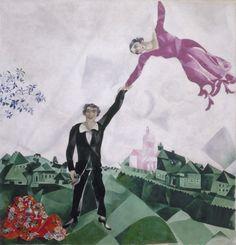 The Promenade, 1917-1918