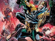 Aquaman Solo Movie in Development. Maybe now people will take him seriously