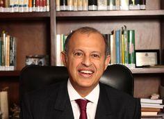 Jewish In recebe o advogado Alberto Toron