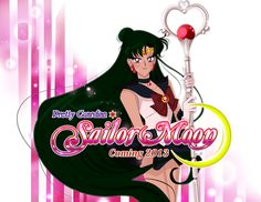 Sailor Moon 2013 Character Designs
