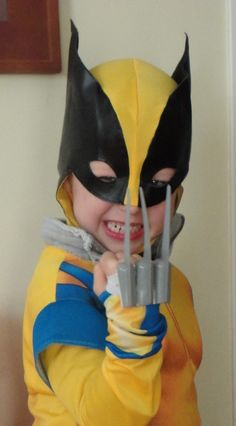 "So my son wanted to be Wolverine for Halloween. Well, for everyday really, but particularly for Halloween. Easy enough with today's selection of ready-made costumes. So off to Wallymart for a cool costume. No problem they had one, nice enough. Cool mask, but what?! no claws?!! My son was elated (at the sight of the costume) and then deflated (realizing there were no claws). ""No problem,"" I said "" Dad'll fix it."". Sure I would, but how? I didn't see any at the store, and ev..."