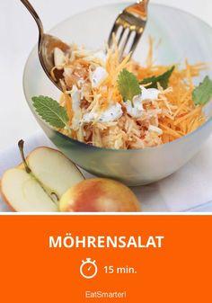 Möhrensalat - smarter - Zeit: 15 Min.   eatsmarter.de
