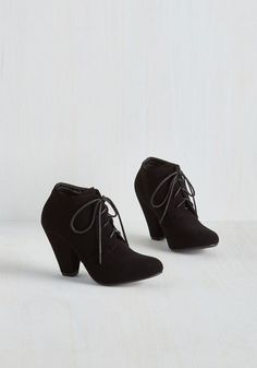 Just in the Kick of Time Bootie | Mod Retro Vintage Boots | ModCloth.com